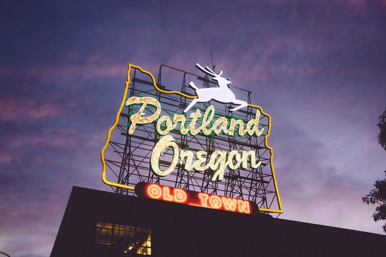 Portland | © Unsplash / Pixabay