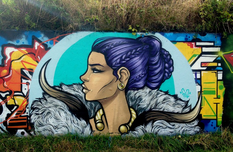 Queen Medb by Friz | Courtesy of Friz