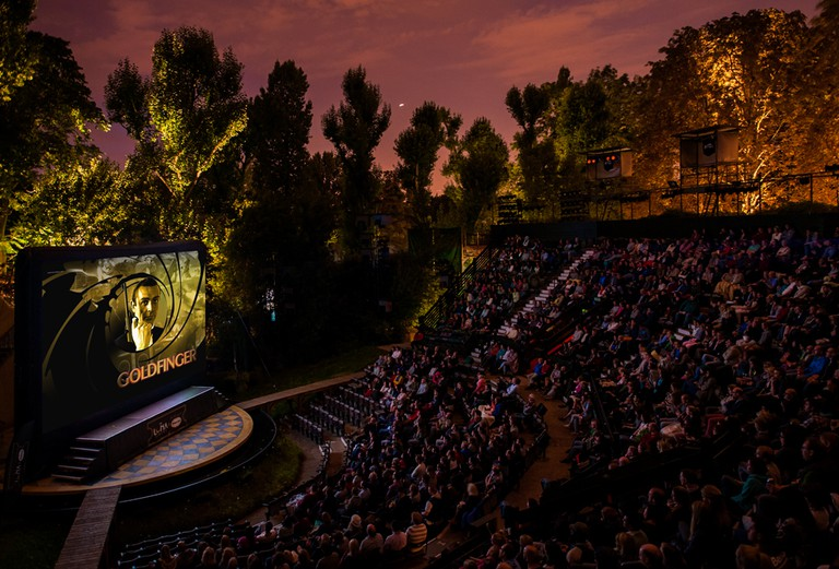 Regent's Park | © Riot Communications/Luna Cinema