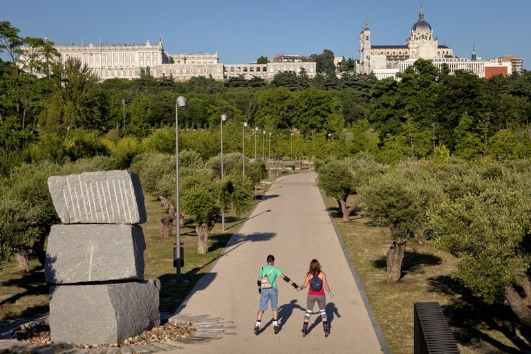 Explore the parks  © Madrid Destino Cultura Turismo y Negocio