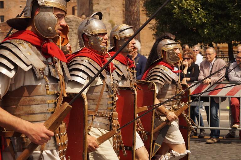 Rome birthday celebrations | © pixabay https://pixabay.com/it/vacanze-romane-natale-di-roma-738663/