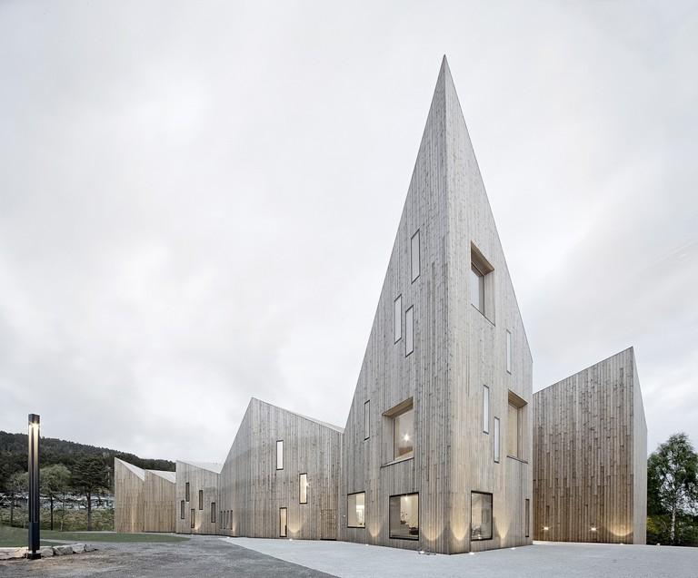 Romsdal Folk Museum. Photo