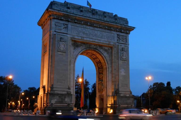 Arch of Triumph | © Costel Slincu / Flickr