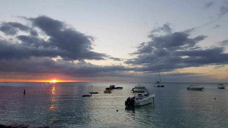Sunset in Mauritius | © Culture Trip