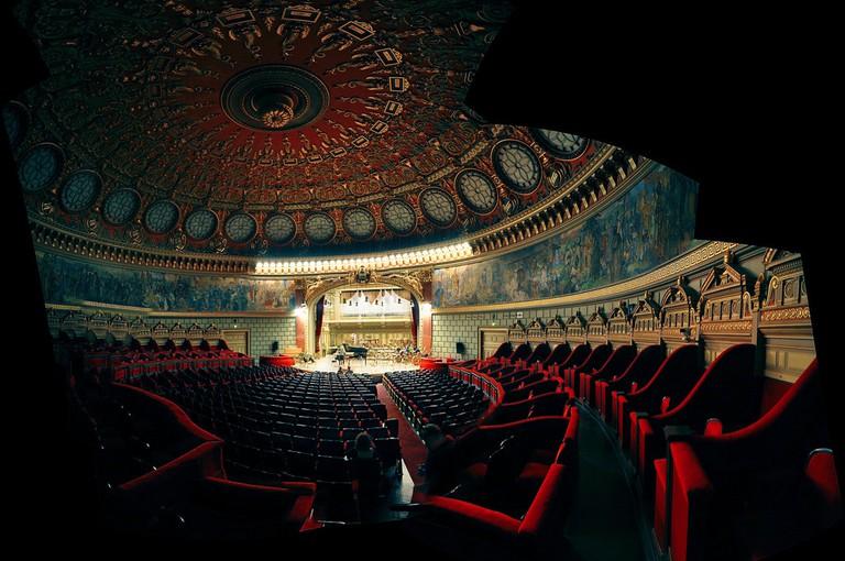 Romanian Atheneum |© fusion-of-horizons/ Flickr