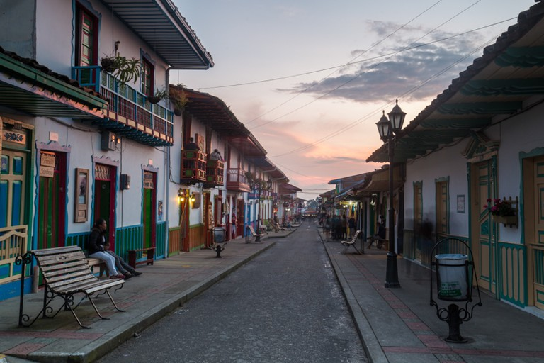 Salento Colombia © Brendan Van Son / Brendan's Adventures