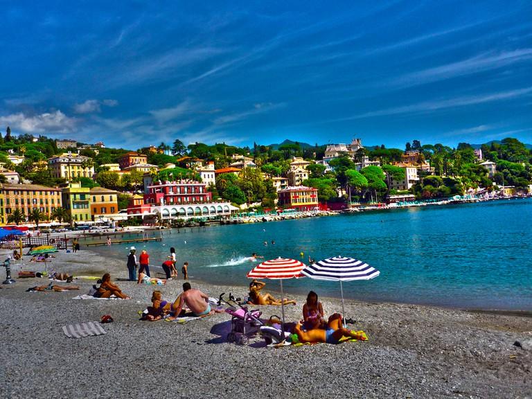 Santa Margherita Ligure   © RodrigoSoldon/Flickr