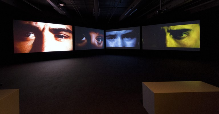 Media Installation at Martin Scorsese – The Exhibition