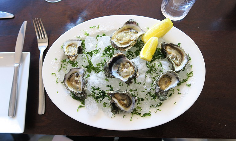 Seven Seafood & Grill Oysters