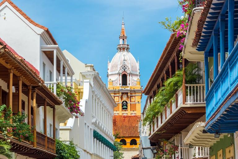Cartagena, Colombia | © Jess Kraft / Shutterstock