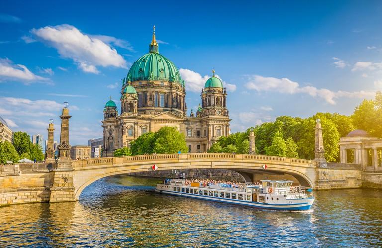 Berlin City Centre | © Martin Valigursky / Shutterstock