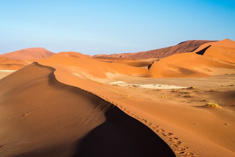 African Sahara © Fabio Lamanna / Shutterstock