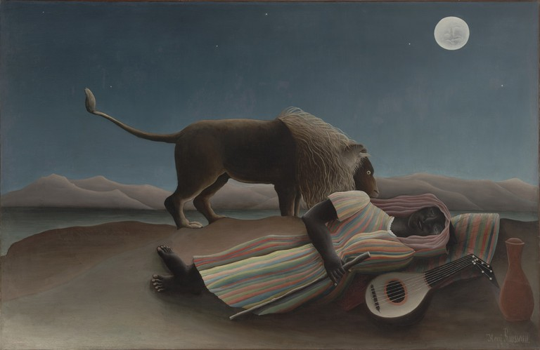 The Sleeping Gypsy | Courtesy of Museum of Modern Art