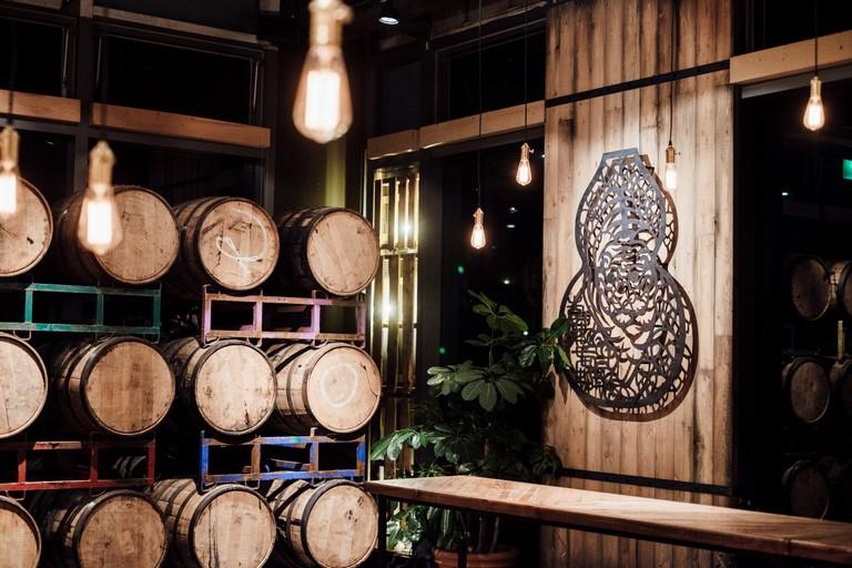 Barrels   © Taihu Brewing