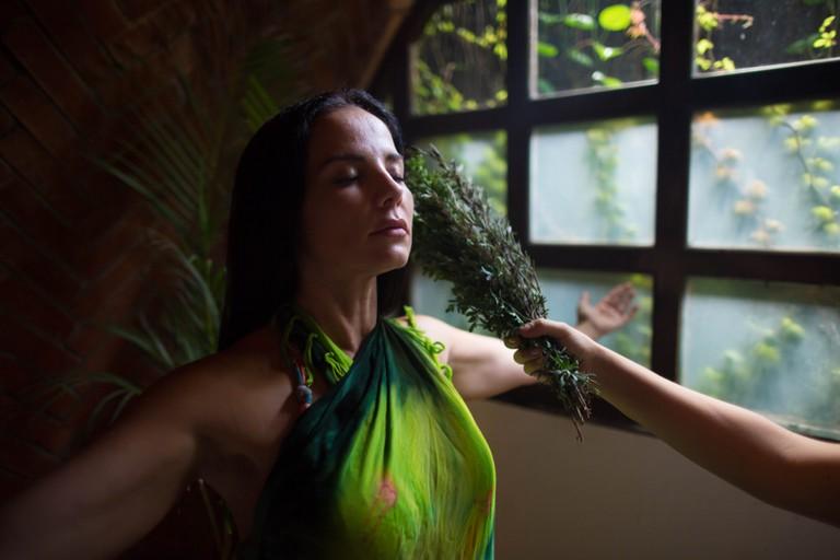 Mayan rituals | Courtesy of Spa Xbalamque
