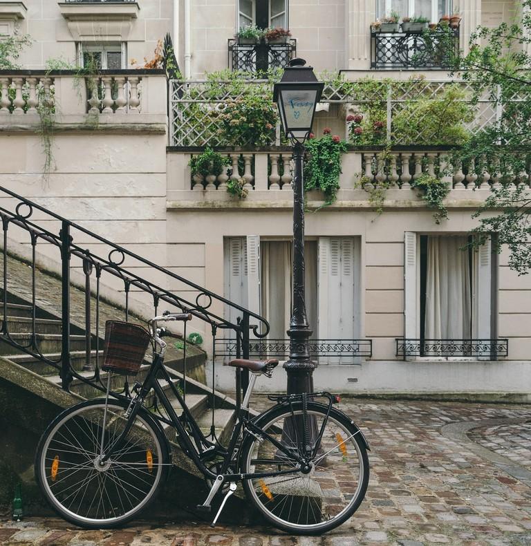 Stairs in Montmartre │© Pexels / Pixabay
