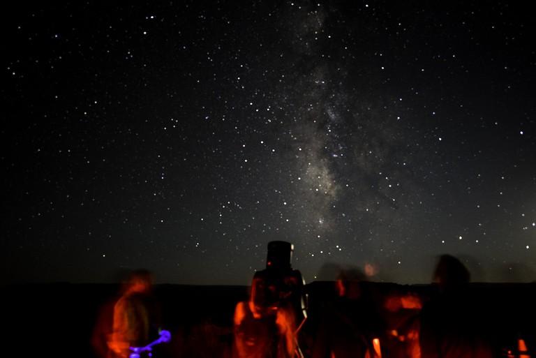 Star Party | © Chris Wonderly