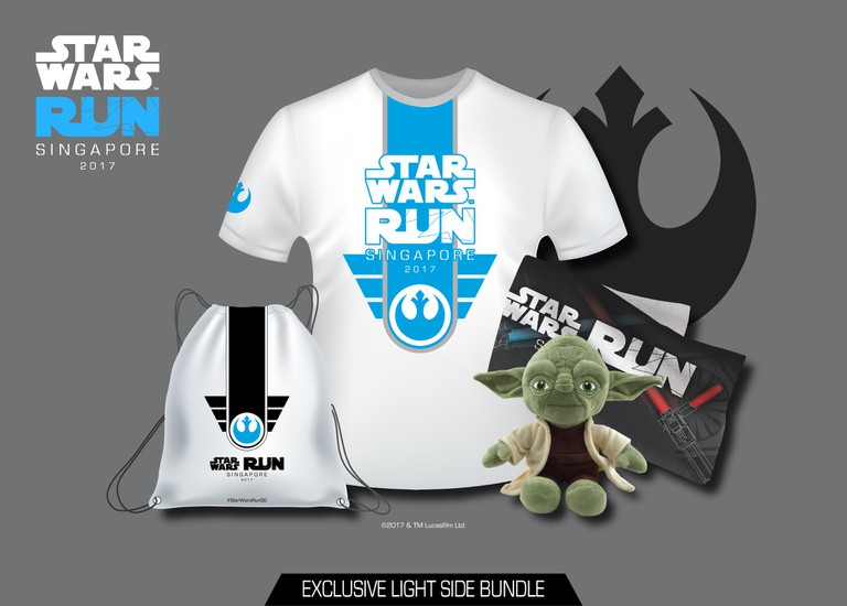 STAR WARS RUN - Light side entitlements | Courtesy of Asia PR Werkz and Esprimo