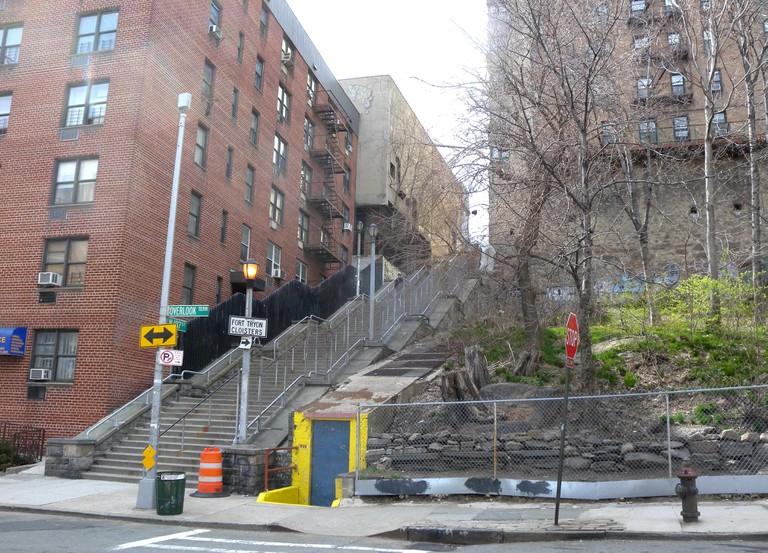 Bronx Step Streets | WikiCommons