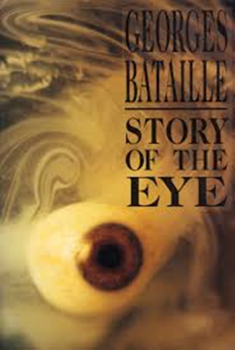 Story of the Eye by Georges Batilles