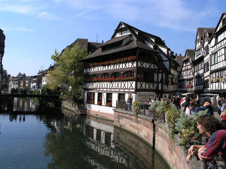 Maison des Tanneurs ©Lukas Riebling/Wikicommons