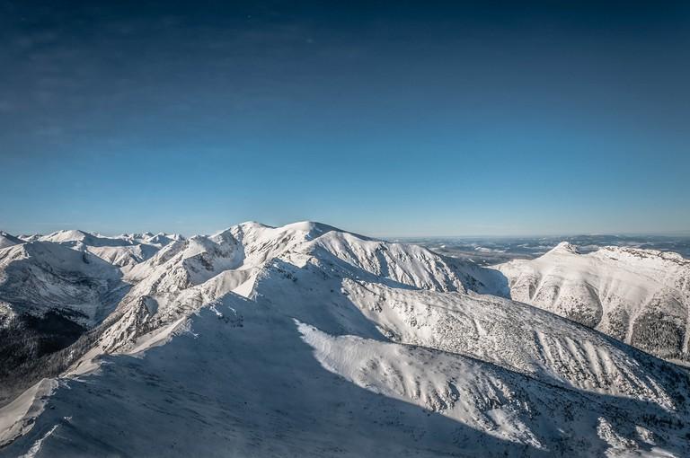 Tatra Mountains | © Kamil Porembiński/Flickr