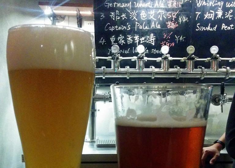 Flow Beer Craft Brew Beijing