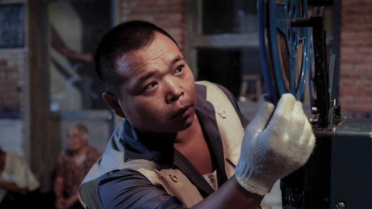 Zhao Jun in 'King of Peking'