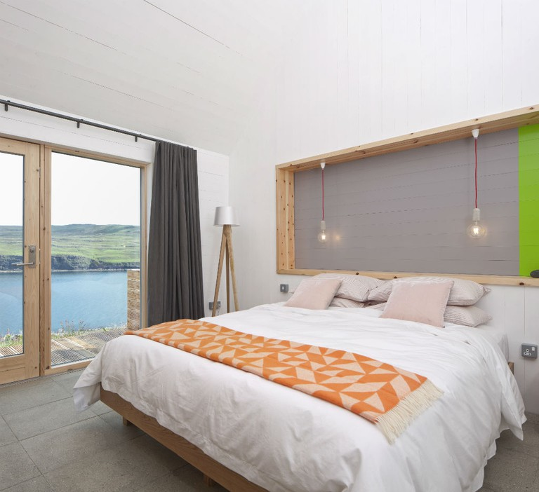 Tinhouse Bedroom | Courtesy Of Rural Design Architects