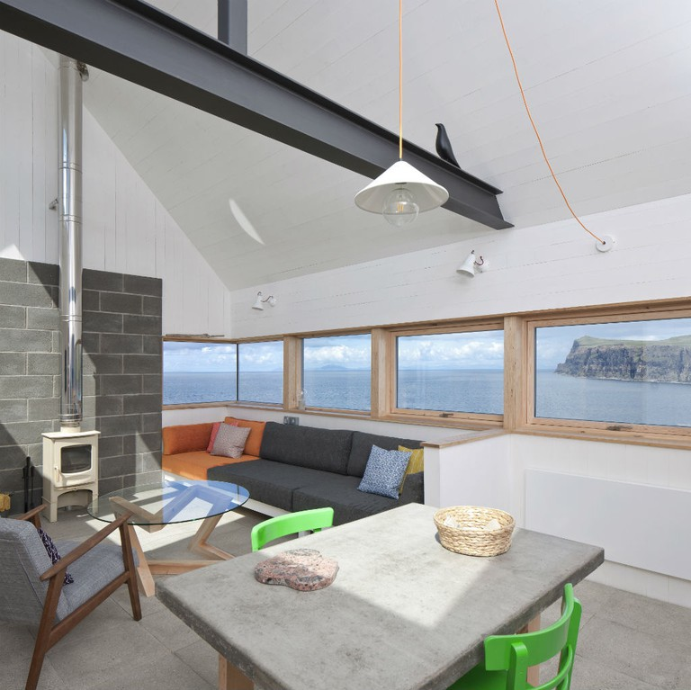 Tinhouse Interior | Courtesy Of Rural Design Architects