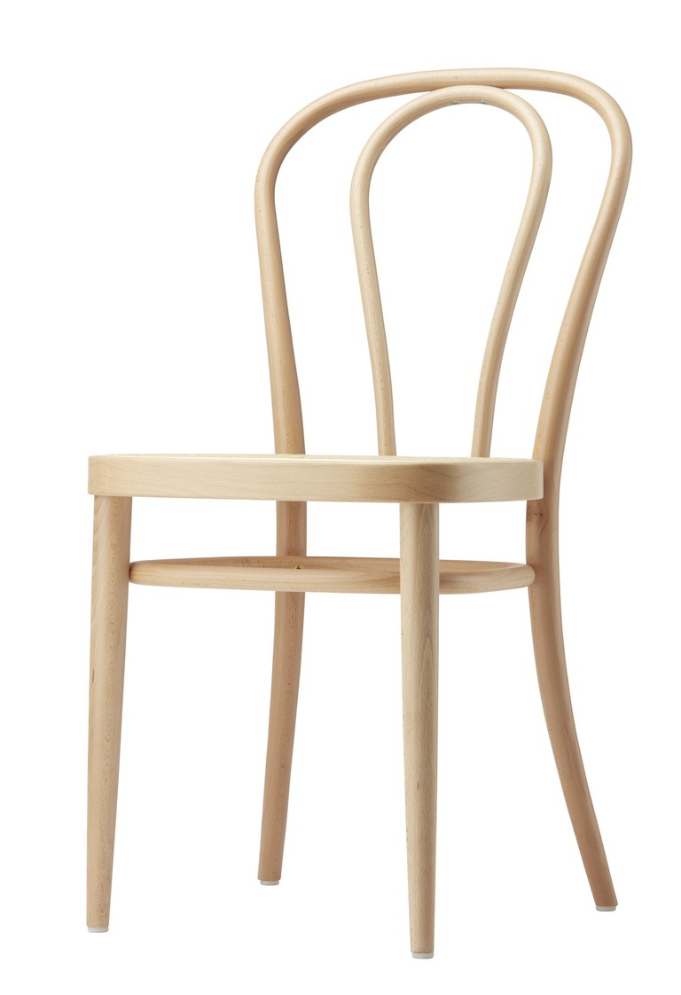 a brief history of thonet s bistro chair