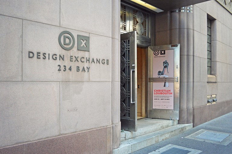 Toronto Design Exchange | © Daniel MacDonald/ Flickr