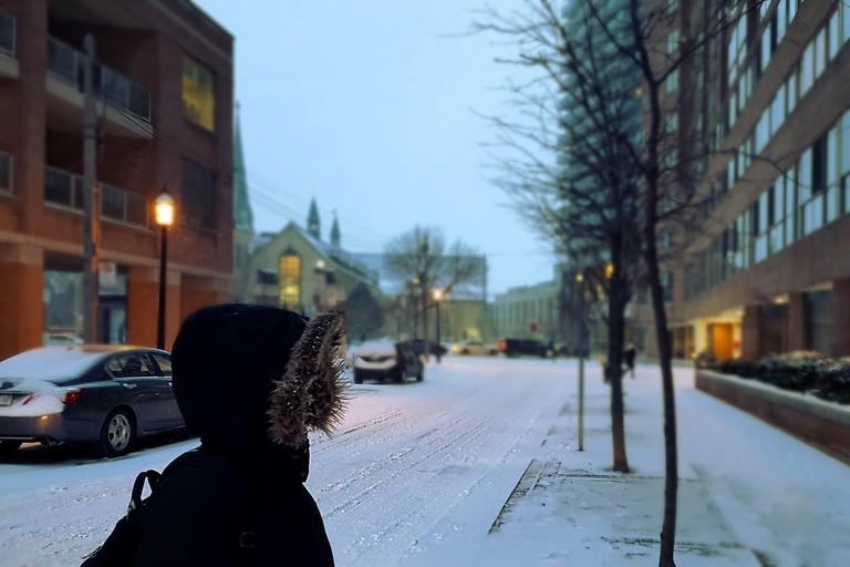 Winter streets | © VV Nincic/ Flickr