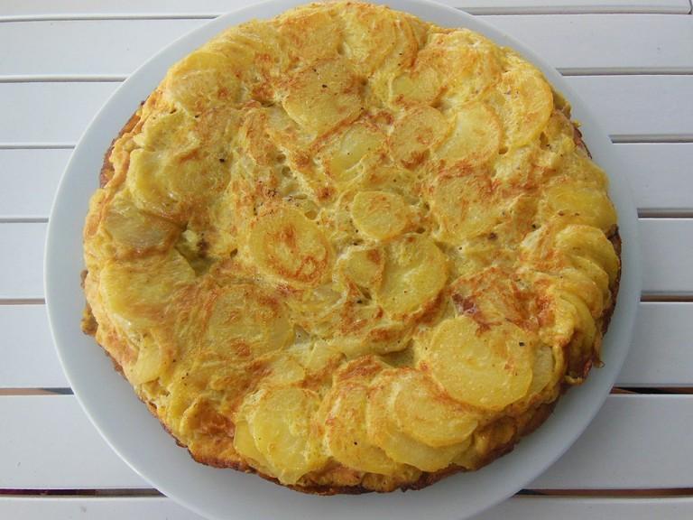 Spanish tortilla | © Pixabay