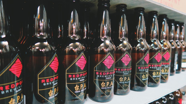 Redpoint 台.P.A.   © Redpoint Brewing Co.