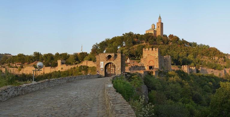 Tsarevets Fortress, Veliko Tarnovo | © Pudelek/WikiCommons