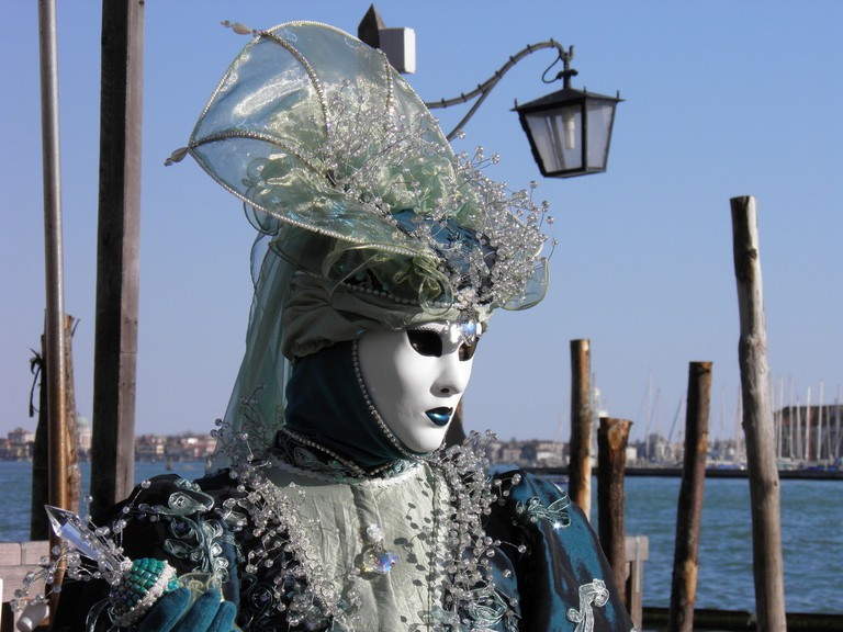 Venice Carnival | © pixabay https://pixabay.com/it/venezia-italia-carnevale-maschera-1251378/