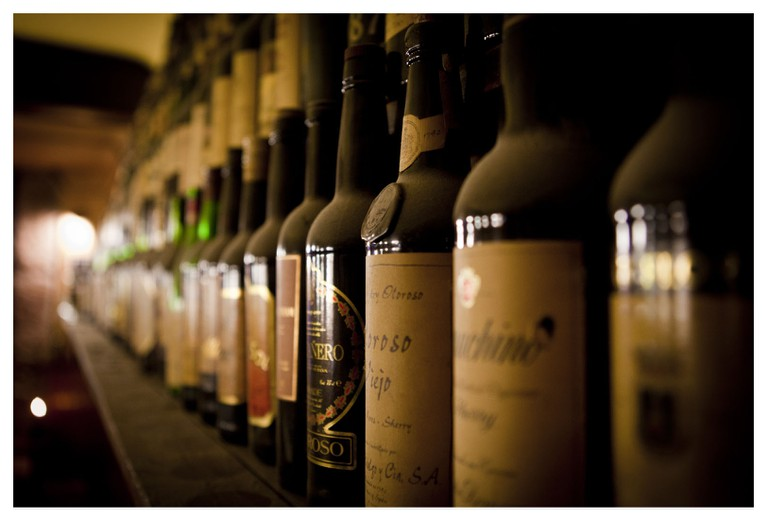 October means wine time | © La Vinícola Mentridana