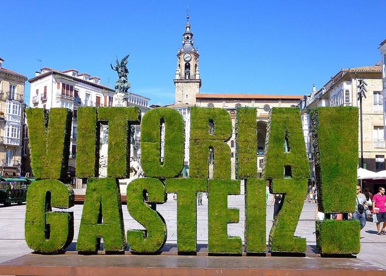 Vitoria-Gasteiz, Spain | ©Zarateman / Wikimedia Commons