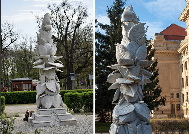 The White Rose Memorial Debrecen