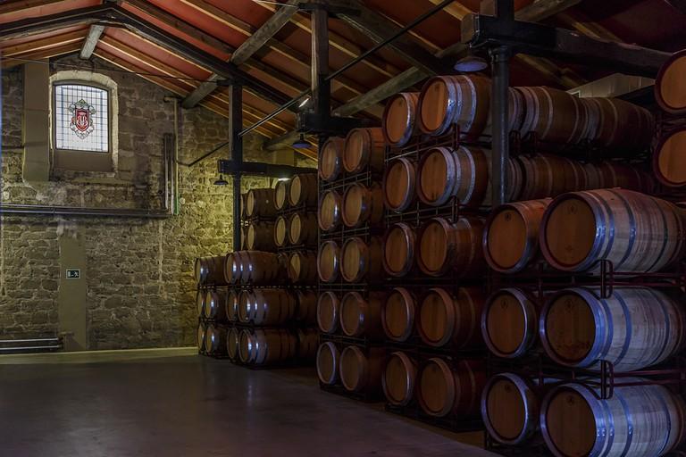 Oak barrels | © José Manuel Armengod/Flickr