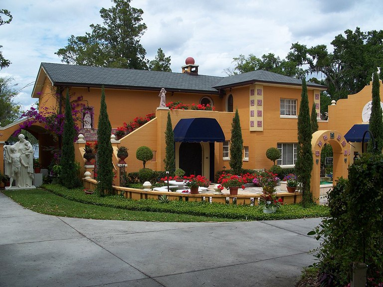 Winter Park Polasek Museum | © Ebyabe / Wikimedia Commons