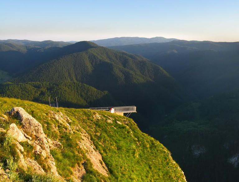 Eagle's Eye platform in the Rhodopes | © Gen4o p/WikiCommons