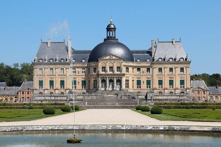 Château de Vaux-le-Vicomte   Jean-Pol GRANDMONT/WikiCommons