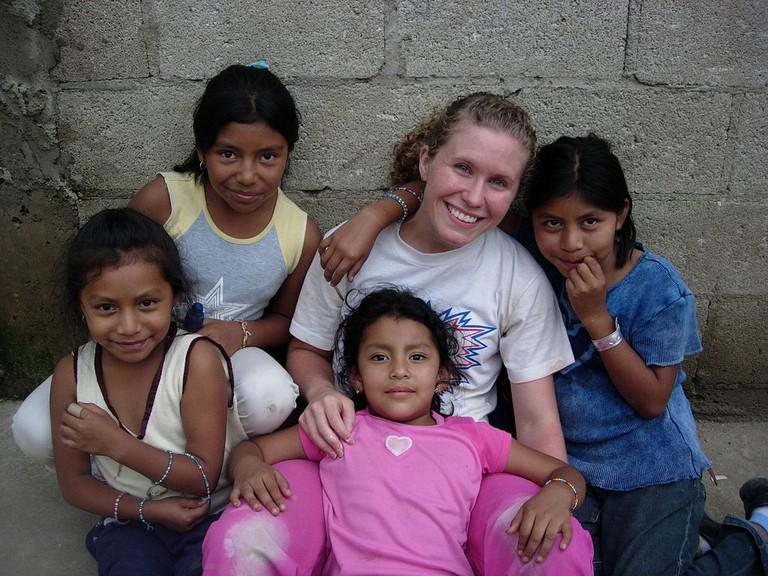 Volunteer in Bolivia