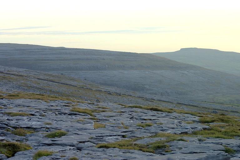 The Burren | © Bogman/ WikiCommons