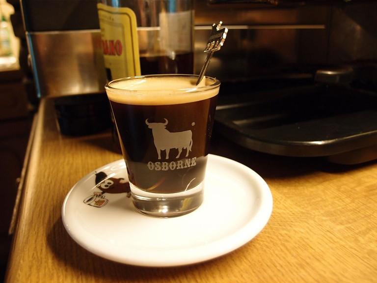 Carajillo coffee | ©Gordito1869 / Wikimedia Commons