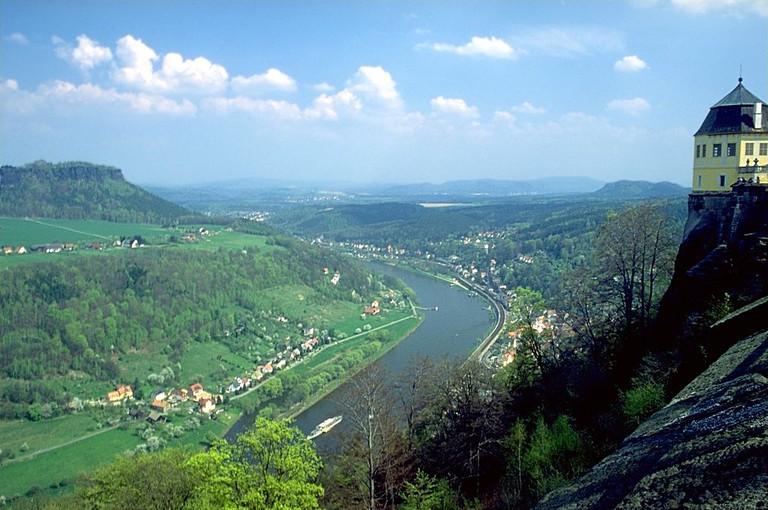Königstein on the Elbe/Andreas Tille