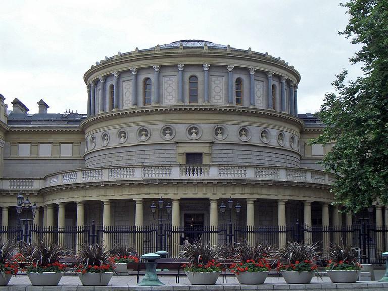 National Museum of Ireland, Dublin, Ireland | © Mike Peel/WikiCommons