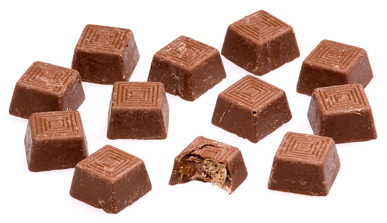 Nestlé's first chocolate products were produced at the start of the twentieth century